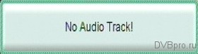No Audio Track!