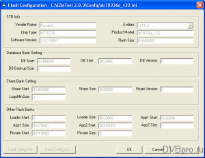 EZ-Manage_Tool_Pantesat_HD-2258_Flash_Configuration