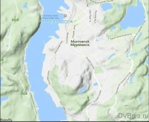 Pantesat_HD-2258_Google_Map_Murmansk